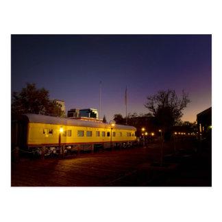 Carte Postale Train Pacifique des syndicats à vieux Sacramento