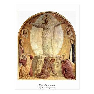 Carte Postale Transfiguration par ATF Angelico