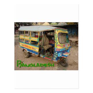 Carte Postale Transport Bangladesh