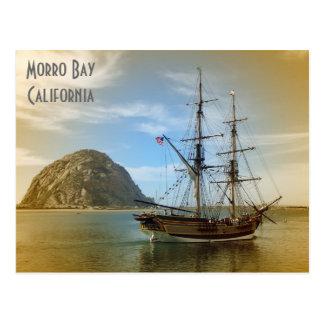Carte postale très belle de baie de Morro !