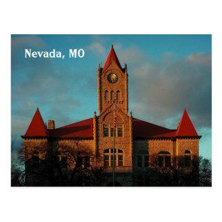 Carte Postale Tribunal historique