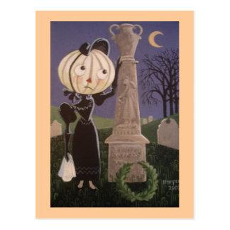 Carte postale triste de Clara