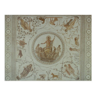 Carte Postale Triumph de Neptune et des quatre saisons