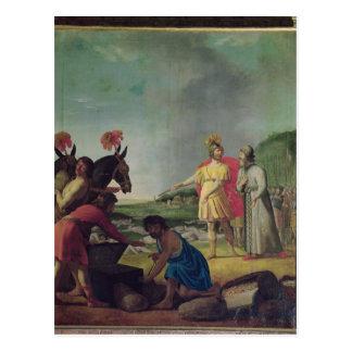 Carte Postale Triumph des judas Maccabeus