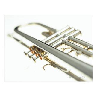 Carte Postale Trompette 2