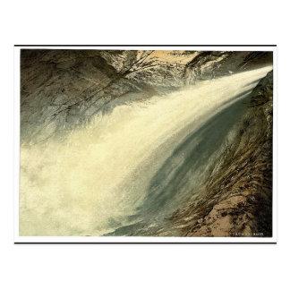 Carte Postale Trummelbach, Bernese Oberland, classique de la