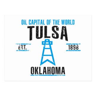 Carte Postale Tulsa