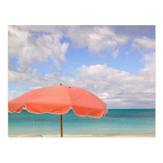 Carte Postale Turcs et la Caïques, île de Providenciales, grâce