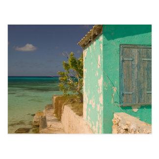 Carte Postale Turcs et la Caïques, île grande de Turc, Cockburn