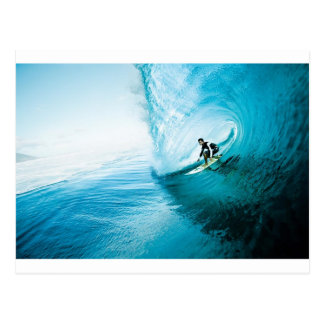 Carte Postale type de surf
