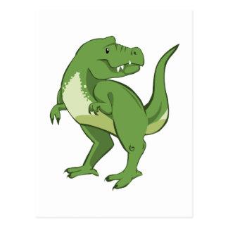 Carte Postale Tyrannosaurus mignon Rex