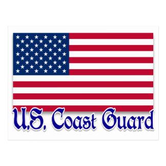 Carte Postale U.S. Vétéran de garde