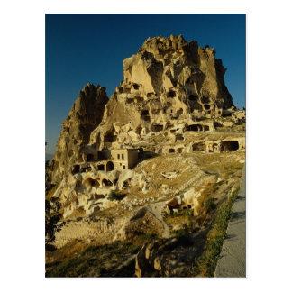 Carte Postale Uchisar, Cappadocia, Turquie