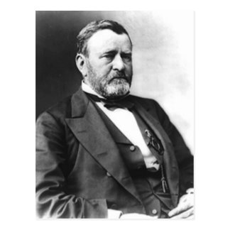 Carte Postale Ulysse S. Grant