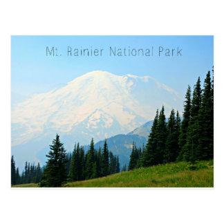 Carte Postale Un parc national plus pluvieux de Mt