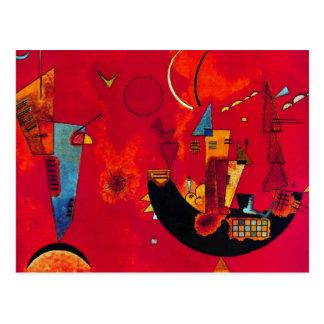 Carte Postale Und Gegen de MIT de Kandinsky