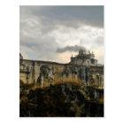 Carte Postale Une cathédrale dans les ruines (Guatemala)
