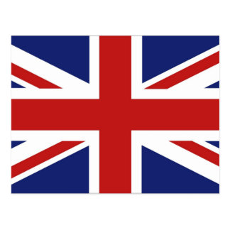 Carte Postale Union Jack