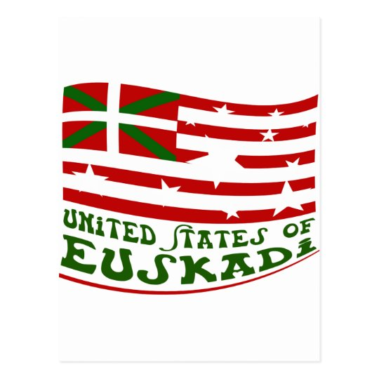 Carte Postale United States of Euskadi 2