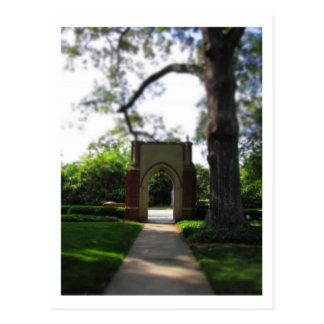 Carte Postale Université d'Agnès Scott, Atlanta, la Géorgie
