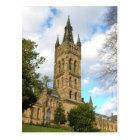 Carte Postale Université de Glasgow