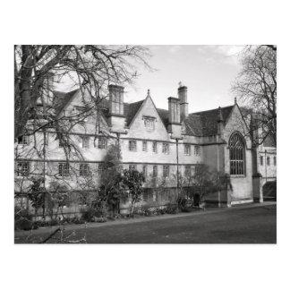 Carte Postale Université de Wadham, Oxford