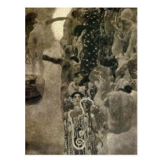 Carte Postale Université des peintures de plafond de Vienne