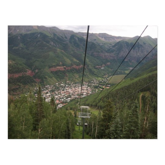 Carte Postale USA - Colorado - Telluride