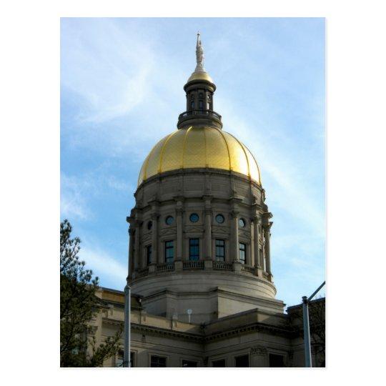 Carte Postale USA - Georgia - Atlanta - The State Capitol