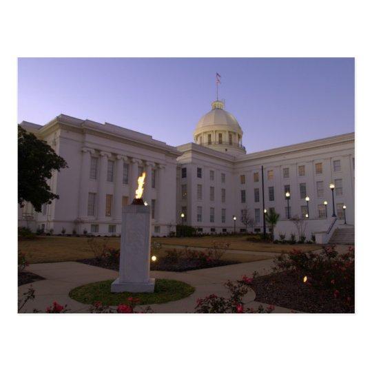 Carte Postale USA - Montgomery - Alabama - State Capitol
