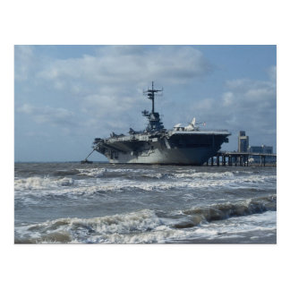 Carte Postale USS Lexington