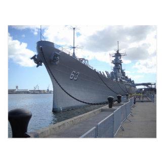 Carte Postale USS Missouri