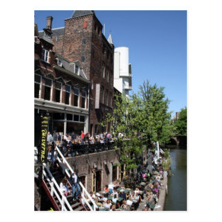 Carte Postale Utrecht