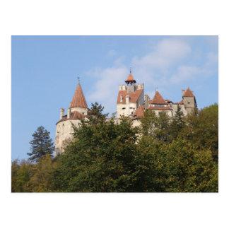 Carte Postale Vad Dracul, AKA Dracula, la Transylvanie