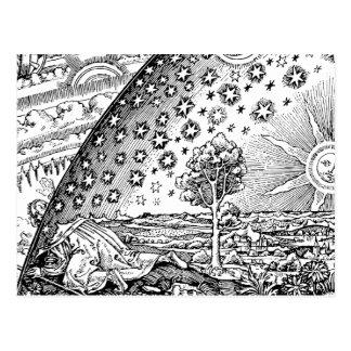 Carte Postale Vagabond de Flammarions