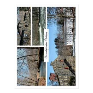 Carte Postale Vallée de Brandywine