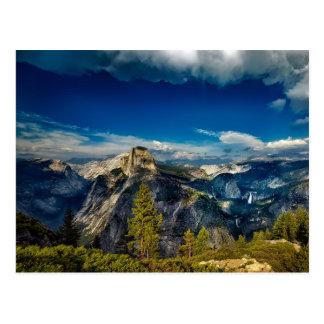 Carte Postale Vallée vide de Yosemite en parc national de