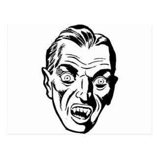 Carte Postale Vampire