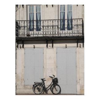 Carte Postale Vélo au repos - La Rochelle