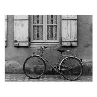 Carte Postale Vélo Marans de Charentes