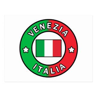 Carte Postale Venezia Italie