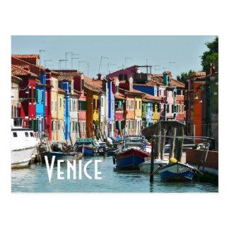 Carte Postale Venezia, Venise