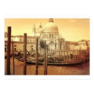 Carte Postale Venezia, Venise Italie