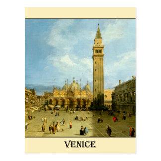 Carte Postale Venise 1720