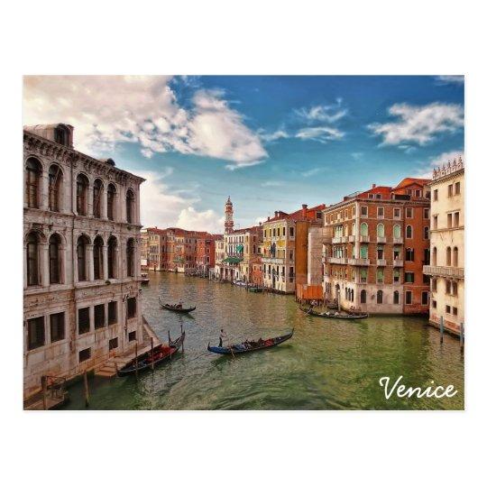 Carte Postale Venise, Italie | Zazzle.fr