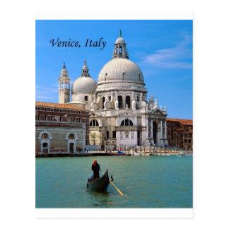 Carte Postale Venise, Italie (par St.K.)