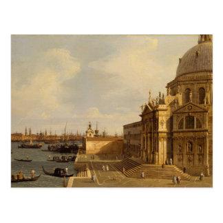Carte Postale Venise : Salut de della Santa Maria