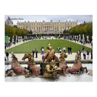 Carte Postale Versailles, Paris