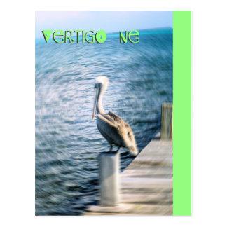 Carte postale Verti-Aller-Allée par conscience de