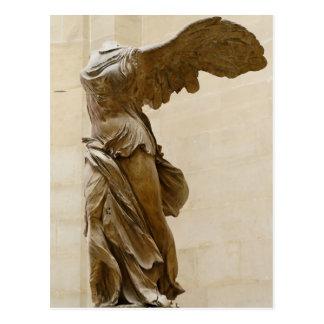 Carte Postale Victoire à ailes de Samothrace